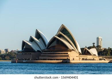 Sydney, Australia - Circa 2019 : Sydney Opera House