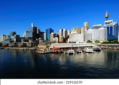 Sydney, Australia : Darling Harbour, April 13,2012