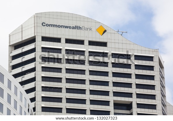 SYDNEY, AUSTRALIA- JAN 09: Commonwealth Bank HQ on January 9th, 2013 in Sydney, Australia. The Commonwealth Bank is the second largest Australian listed company on the Australian Securities Exchange