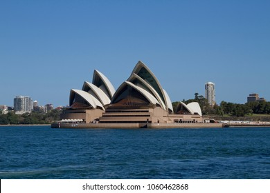 Sydney, Australia - Oct 2, 2012:  Opera House (built in 1959–1973)