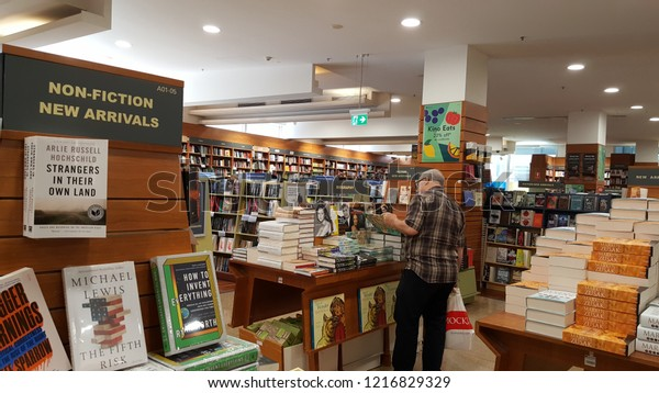 Sydney Australia October 25 2018 Books Stock Photo (Edit Now