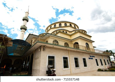 Sydney, Australia. - On December 28, 2012. - Auburn Gallipoli Mosque is an Ottoman-style mosque in Auburn, a suburb of Sydney.