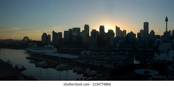 Sydney Australia Panorama