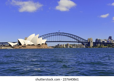 SYDNEY - CIRCA NOVEMBER 2014. Ordinarily considered a safe city, the Central Business District of Sydney was the site of a hostage situation potentially involving ISIS on December 15, 2014.
