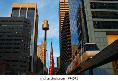 Sydney City, Sydney Tower and Monorail