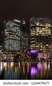 Sydney Darling Harbour night shoot