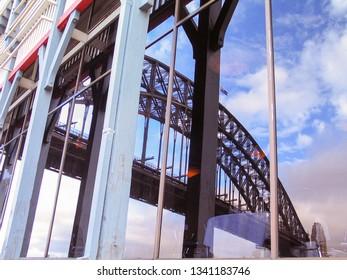 Sydney Harbour Bridge. Australia Cityscape Image