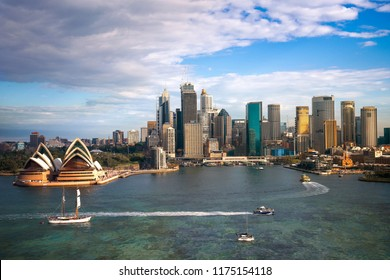 Sydney harbourin Sydney city, New south wales, Australia