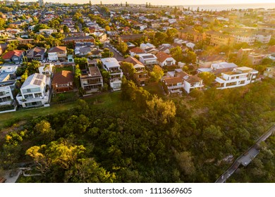 Sydney Housing from aerial view