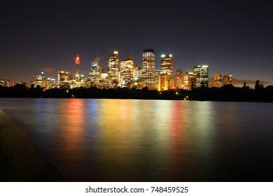 Sydney Landmarks, Sydney, New South Wales, Australia