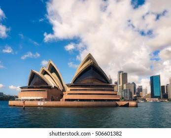 SYDNEY - March 4, 2016: Opera House on March 4, 2016 in Sydney, Australia.