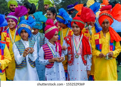 Sydney, New South Wales / Australia - 30th March to 2nd April 2018: Sikh games and cultural program during Easter long week end.
