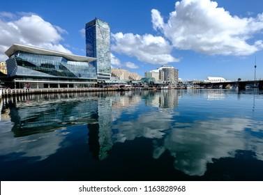 Sydney NSW Australia International convention centre