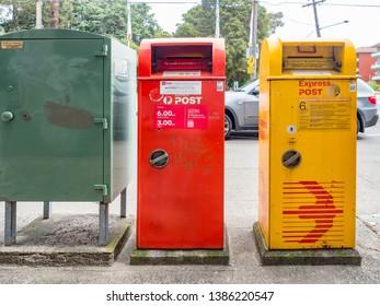 Australia Post Box Images, Stock Photos & Vectors | Shutterstock