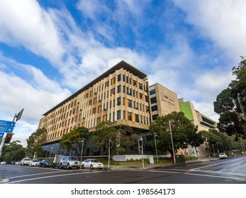 SYDNEY, NSW, AUSTRALIA - May 30, 2014: The University of New South Wales (UNSW) is an Australian public university established in 1949. It has more than 50,000 students from over 120 countries.