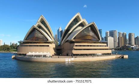 Sydney Opera House, Australia, 2011 June 9