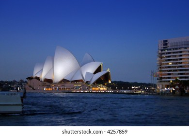 Sydney Opera House is an iconic image of both Sydney and Australia