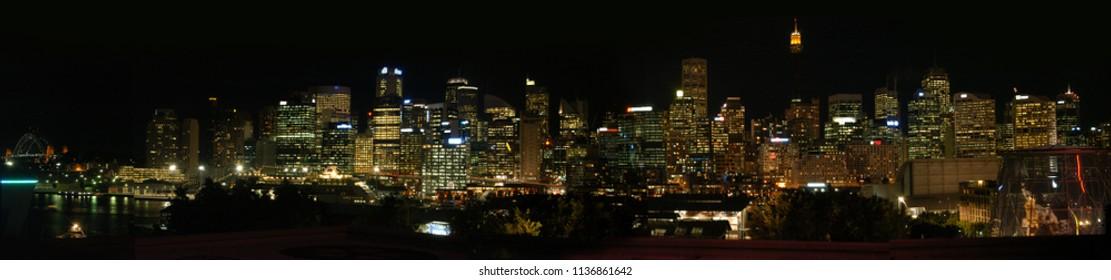 Sydney Panorama Australia