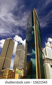 Sydney skyline, Australia.