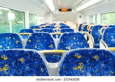 Sydney subway cars
