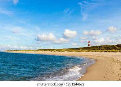 Sylt Lighthouse List East panorama