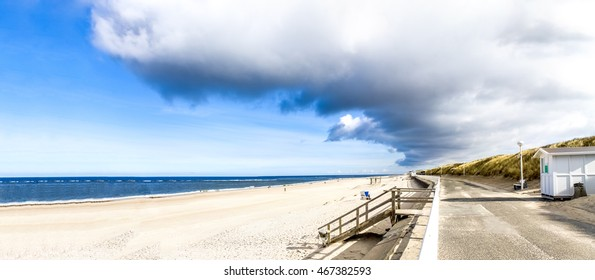 Sylt, Westerland, Beach, Schleswig Holstein, Germany