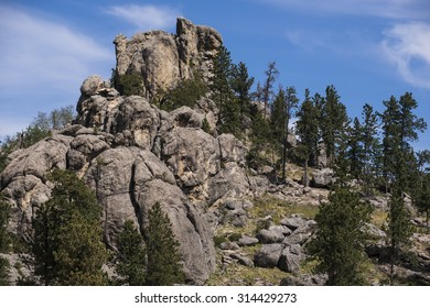 Sylvan Lake, Custer State Park, Black Hills, South Dakota