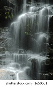 Sylvia Waterfall, Valley of the Waters, Blue Mountains National Park, NSW