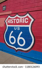 Symbol of historic Route 66