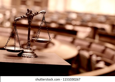 Symbol of law and justice , scales of justice, law and justice concept.
