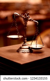 Symbol of law and justice, Scales of Justice, law and justice and legality concept.