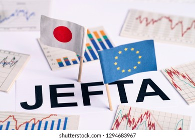 Symbolic picture for the EU-Japan Free Trade Agreement, JEFTA