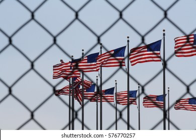 a symbolic representation of the united states and foreigners