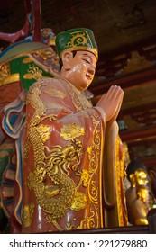 Symbols of Mahayana Buddhism in China. Characteristics of Mahayana Buddhism in China