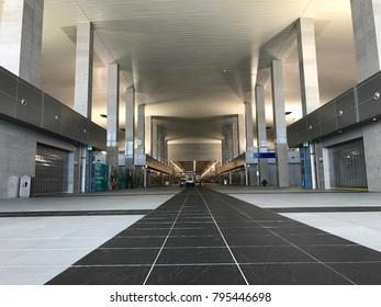 Symmetrical architectural beauty