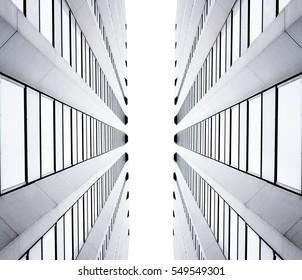 Symmetrical Minimal Architecture