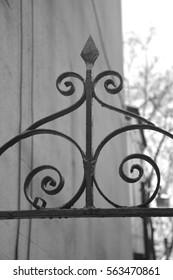Symmetry in a Fence