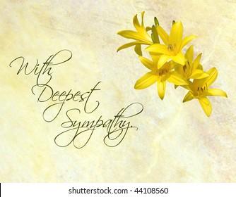 sympathy card images stock photos vectors shutterstock