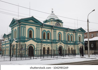Synagogue in Irkutsk