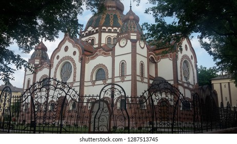 The synagogue of Subotica