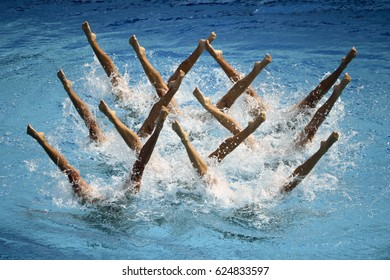 Synchronized swimming - Olympic sport