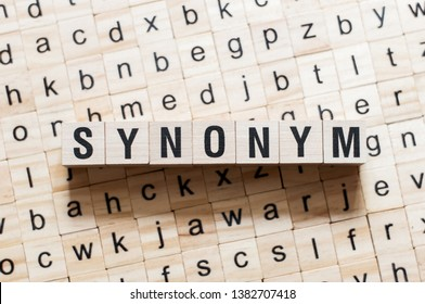Synonym Images, Stock Photos & Vectors   Shutterstock