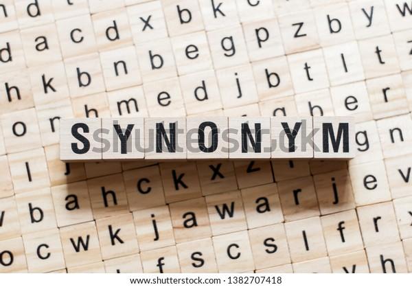 Skönhet Synonym