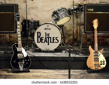 Syracuse New York 10 01 2018 The Beatles Stage