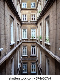 Syria Passage Building in Istanbul