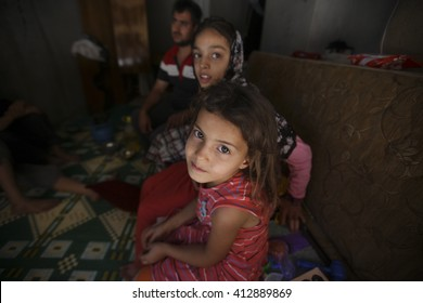 Syrian refugees sitiation in Gaziantep, Turkey, 17 July  2015