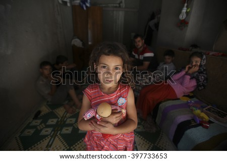 Syrian refugees sitiation in Gaziantep, Turkey, 12 SEPTEMBER 2015