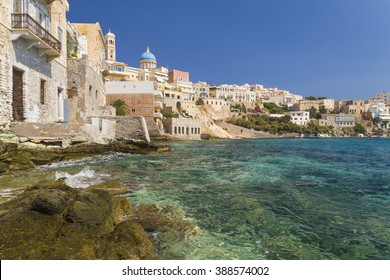 Syros islnnad Greece