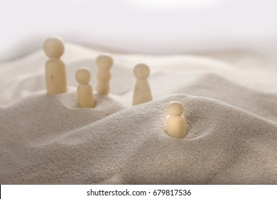 systemic family constellations. Sandbox. Sand therapy. The work of a psychologist. Psychological help. systemic therapy