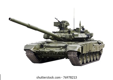 T-90S Main Battle Tank, Russia